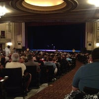 Photo taken at Palace Theatre by Mickey H. on 6/17/2012