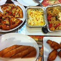 Photo taken at The Pizza Company Lamphun by Maiczz Z. on 6/29/2012