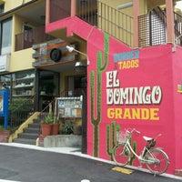 6/30/2012 tarihinde Daniel F.ziyaretçi tarafından EL DOMINGO GRANDE / エル ドミンゴ グランデ'de çekilen fotoğraf