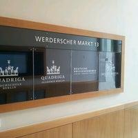 Das Foto wurde bei Quadriga Campus von Hagen am 6/2/2012 aufgenommen