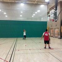 Photo taken at Walnut Gymnasium - Teen Center by Raymond R. on 8/17/2012