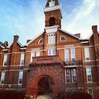 Photo taken at Old Main by David S. on 2/20/2012