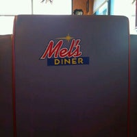 Photo taken at Mel's Diner by Chuck R. on 11/8/2011