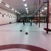 Photo taken at Schenectady Curling Club by Victor R. on 11/15/2011