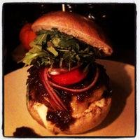 Photo taken at Jo'Burger by Thomas K. on 11/18/2011
