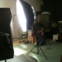 Photo taken at Fotoatelier Lubomira Petrova by Kubo G. on 1/28/2012