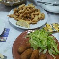 Photo taken at Bar Juanito Coronrl by Juan Antonio T. on 8/30/2012