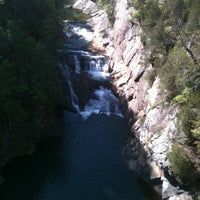 Photo taken at Tallulah Gorge State Park by Matt A. on 4/13/2011