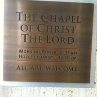 Photo taken at The Episcopal Church Center by Gregory B. on 5/18/2011