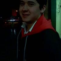 Photo taken at Paradero 1 Estacion Central by Erick A. on 8/24/2012
