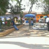 Foto diambil di Parque Miguel Hidalgo oleh Malice B. pada 6/9/2012