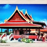 Photo taken at ธรรมานุสรณ์สถาน รัชกาลที่ 5 by Natpimon W. on 11/2/2011