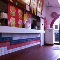 Photo taken at Rigoberto's Taco Shop by Brett S. on 9/14/2011