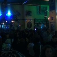 Photo taken at The Clover Irish Tavern by Alejandro C. on 1/28/2012