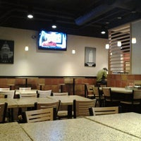 Photo taken at Qdoba Mexican Grill by Ruben E. on 2/8/2012