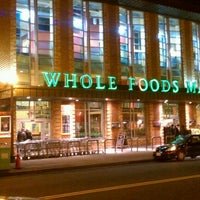 Photo taken at Whole Foods Market by Jeff T. on 1/21/2012