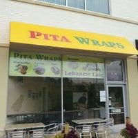 Photo taken at Pita Wraps by Shaun D. on 9/18/2011