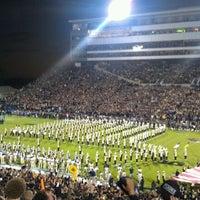 Photo taken at Ross-Ade Stadium by Liz P. on 10/2/2011