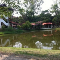 Photo taken at Payap University by Tip K. on 3/29/2012