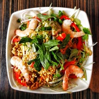 4/10/2012にAaron L.がLúc Lác Vietnamese Kitchenで撮った写真