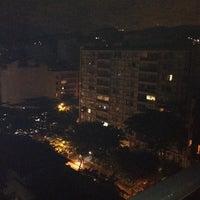 Photo taken at Mercure Rio de Janeiro Arpoador by Jaqueline on 6/27/2012