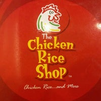 Photo taken at The Chicken Rice Shop by Jacky C. on 1/1/2012