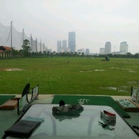 Photo taken at GB Golf by Byoung Hyun P. on 5/27/2012