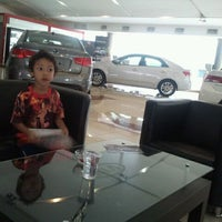 Photo taken at Naza Kia Services Sdn Bhd by Hj Abdul Halim W. on 12/24/2011
