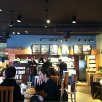 Photo taken at Starbucks by Ryan M. on 1/25/2012