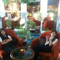 Photo taken at Novotel Suvarnabhumi Airport Hotel by Khongsak H. on 7/22/2012