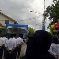 Photo taken at Kantor PLN Wilayah Riau by Prida H. on 10/27/2011