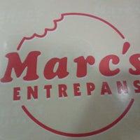Foto scattata a Marc's Entrepans da Tito S. il 11/4/2011