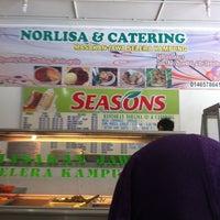 Photo taken at Restoran Norlisa & Catering by Syazril A. on 5/28/2012