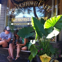 Photo taken at Frenchtown Cafe by James T. on 7/17/2011