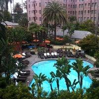 Foto tirada no(a) Fairmont Miramar Hotel & Bungalows por Brad H. em 6/29/2011