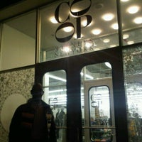 Photo taken at Barneys New York, Chelsea by Eric S. on 11/26/2011