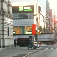 Photo taken at TD Bank by Zoe-x on 9/1/2011