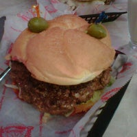 Photo taken at Cheeburger Cheeburger by Neil V. on 8/1/2011