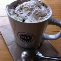 Photo taken at Spot Coffee by Jane M. on 11/8/2011