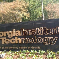 Photo taken at Georgia Institute of Technology by Stephen K. on 10/23/2011
