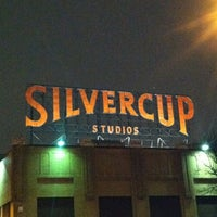 Photo taken at Silvercup Studios by Porfirio P. on 2/9/2012