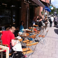 Photo taken at Mellqvist Kaffebar by Dealivery on 6/16/2011