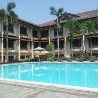 Photo taken at Jogjakarta Plaza Hotel by Mike B. on 8/27/2011