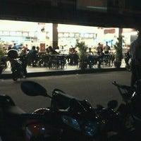 Photo taken at Restoran Hajris Bistro by Mustafar on 9/19/2011