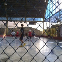Photo taken at Sonic Futsal by Indra G. on 3/22/2012