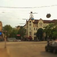 Снимок сделан в Grand Hotel Ukraine пользователем Ozhik 5/13/2012