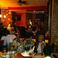 Photo taken at Billie's Black by joseph riley l. on 5/5/2012