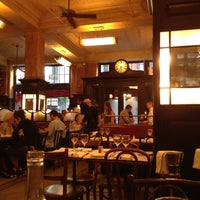 Photo taken at Balthazar by Marc-Antoine D. on 5/21/2012