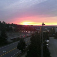 Photo taken at Eastgate Park & Ride by Groove w. on 10/15/2011