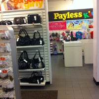 Photo taken at Payless ShoeSource by Bill L. on 8/20/2011
